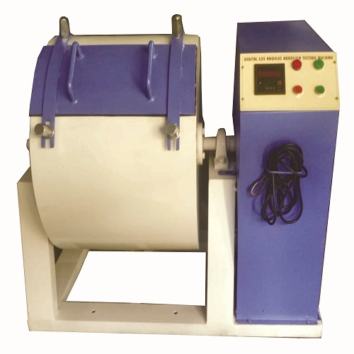Digital Los Angeles Abrasion Testing Machine
