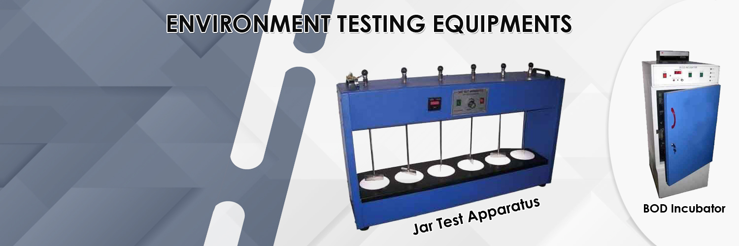 Environmental Testing Lab Equipments