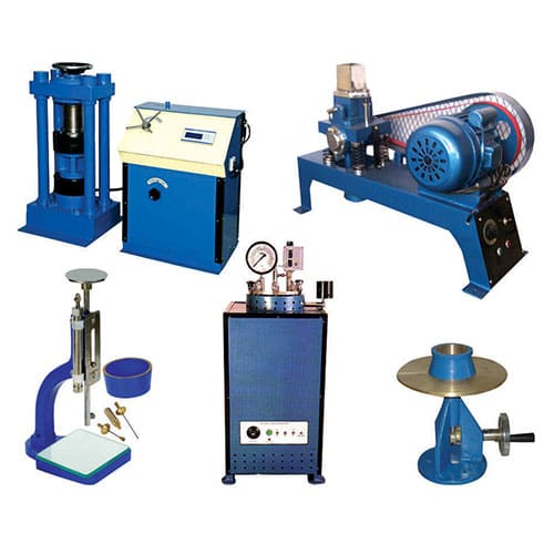 Civil Engineering Lab Equipments