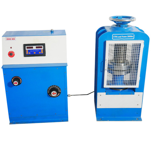 Digital Compression Testing Machine (Channel and Pillar Type)