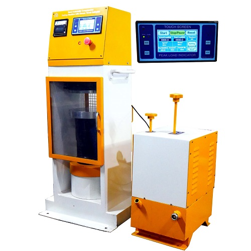 Semi Automatic Compression Testing Machine Manufacturers