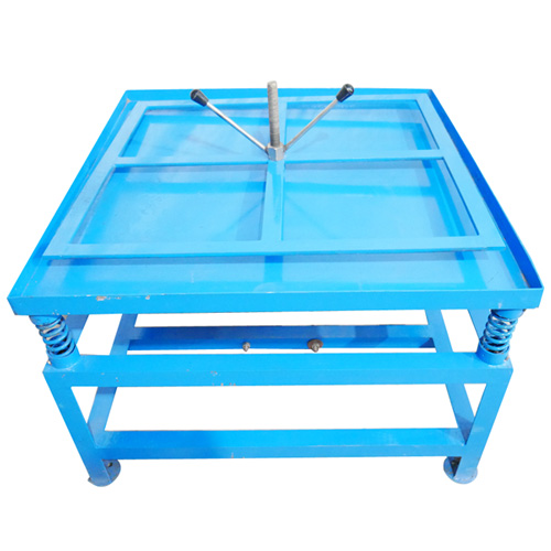 Vibration Table Concrete Cube Manufacturers India