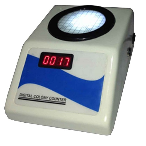 Digital Colony Counter