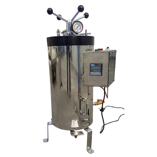 Laboratory Vertical Autoclave Suppliers