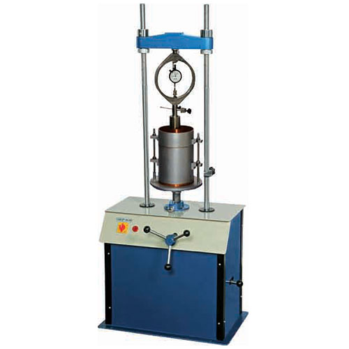 Laboratory California Bearing Ratio Apparatus, Motorized