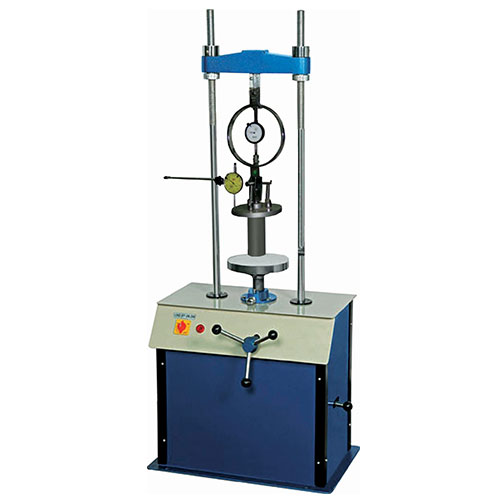 Unconfined Compression Tester (Motorized)