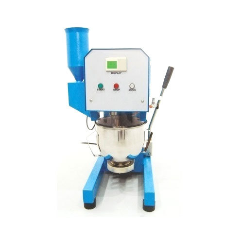 automatic mortar mixture machine