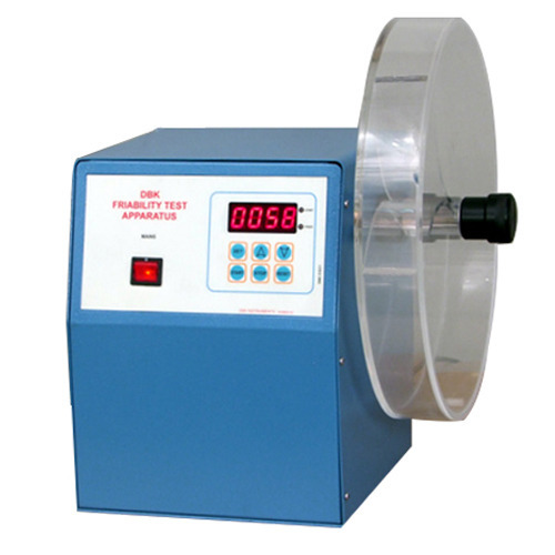 Friability Test Apparatus Manufacturers India